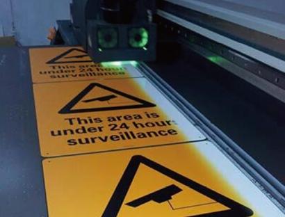 铁质板UV打印